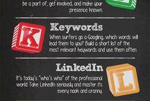 PERSONAL BRANDING infographics