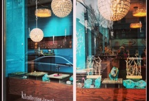 Window Display at KTcollection Store