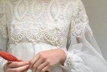 ヴィンテージウエディングドレス