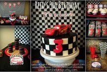 Lucas 2 Birthday Party