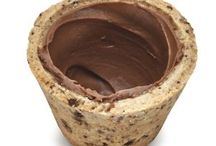 ChocAmo Cookie Cups / Indulge in the sweetest moments of life with a spectacular dessert experience.   Chocamo   Chocolate + Amor