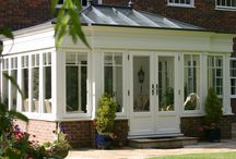 Conservatories / An attractive and easy way to extend your living space is with the addition of a conservatory to your home. Today's quality PVCu ensures that this becomes a pleasant and enjoyable space all year round. We offer a number of styles and colours, including traditional Edwardian, Victorian and lean-to configurations, and can custom design a solution for your property.