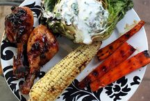 Xtrema Grilling- Get Your Grill On! / Xtrema cookware loves grilling!  Check out some of our favorite grilling recipes here!  Think about grilling meats, vegetables, and even whole dishes.  Our ceramic dishes can be places right on the grill for unconventional grilling ideas!