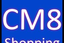 CM8 Shopping / Sales CM8 Postcode district Witham