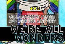 Wonder Book Activities