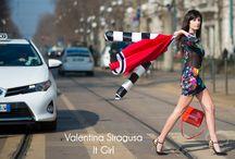 Valentina Siragusa / Los looks de #ValentinaSiragusa. #ItGirl / by YohanaSant | Personal Shopper en Asturias & Asesora de Imagen