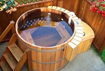 A mooching board for the acceptable side of hot tubs