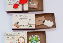 nápady z papíru