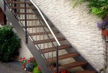 Cose da comprarne scale per esterno