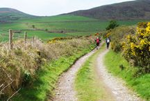 Walking and Cycling in Ireland