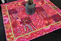 Big Stitch Quilt Ideas