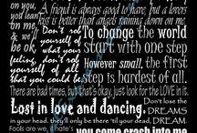 songs I love / by Karyna Everett