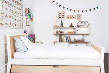 His n Hers Kids Room