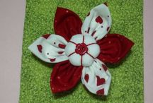 Flowers - Fabric & Paper, etc