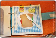 Lunch Box Hereos / includes all items that make up a great lunch box for kids, food, beverages, snacks, napkins, cutlery
