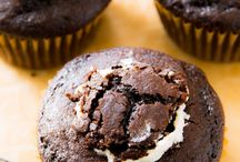 Muffins and cupcakes, cakes etc