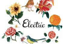 Electric Clothing And More / Clothing and Accessories Boutique. Selected pieces from around the world!
