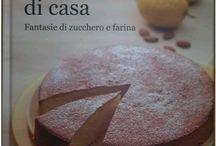 libri dolci e cucina