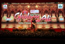 Ustad Ghulam Ali - The Legendary Ghazal Maestro / Performance at Ahmedabad - January 4,2015