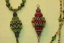Beaded Pendants / by Beebe Anderson Nadolskey