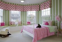 Girls Bedroom Ideas / by Phyllis Duke