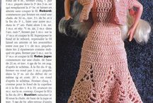 Knit and Crochet Barbie Clothes
