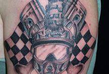 Tattoo ideas / by Tyler Hennagir