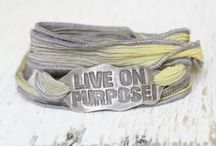 Live on purpose  / by Whitney Hutcheison