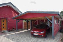 Carports / Nur das Beste für Ihr Auto.. Wir bauen nicht nur Ihr Traumhaus, sondern auch das für Ihr Auto gleich mit.
