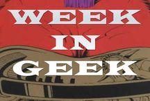 This Week in Geek / Home to the This Week in Geek Podcast