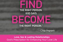Singleness / by Living on the Edge with Chip Ingram