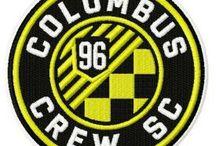 Columbus Crew Logo's
