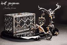 Araf zergeran  Unique Jewellery / T.T. Custom Choppers kurucusu Tarhan telli için yapılan 4 parmak Choppers Konsept yüzük