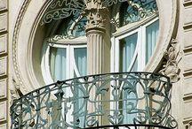 Finestre  &  Balconi..,