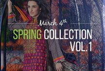 Spring Lawn Collection 2016 / Change clothings now presents Lawn collection spring 2016 with stylish lawn prints which every women desires to have.