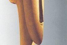 скульптура, керамика