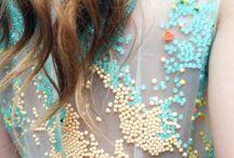 embroidered beadwork