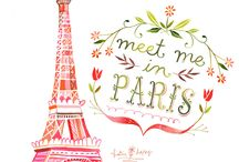 One day I will live in Paris... I promise!