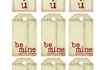 Be mine! / by Andrea Boyle