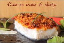 poisson et fruit de mer