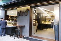 REALIZZAZIONE  PIRO' _ NAPOLI / REALIZZAZIONE LOCALE COMMERCIALE _ PIRO' _ NAPOLI #bar #lounge #aperitf #food #pirò #Napoli