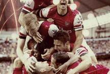 Arsenal FC - the gunners