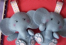 Seasonal crafts and inspiration / A list of ideas for Mothers' Day, Easter, Christmas etc.