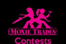 Moxie Trades Contests / Moxie Trades gives back. Check back often to find out our latest contest and how you can win cash a work gear from Moxie Trades.