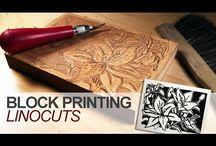 Art - Linocuts