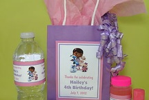 Doc mcstuffins party / by Brooke Wiles