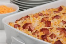 Recipes: Casseroles / Any and every kind of casserole you can think of.
