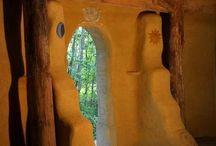 Hliněné stavby