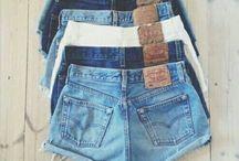 short, calça, blusa e moda...