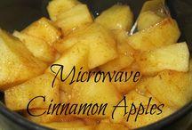 Cinnamon apple